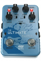 Ebs Pedale D\'overdrive Basse Signature Billy Sheehan Ultimate