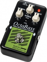 Ebs Octabass-bl  Blue Label / Modulation / Bass Octaver