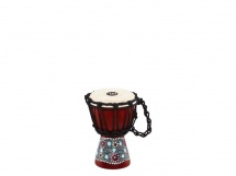 Meinl Djembe  Xx Small Rouge Flower