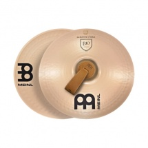 Meinl Paire Cymbales Marching 18 B10 (la Paire)