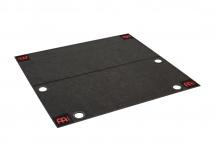 Meinl Mdr-e - Tapis De Sol Pour Batterie Electronique 150 Cm X 160 Cm