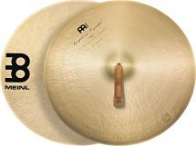 Meinl Paire Cymbales Symphonic 22 Heavy (la Paire)