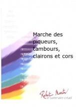 Meline - Marche Des Piqueurs, Tambours, Clairons Et Cors