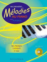 Le Coz M. - Mes Premieres Melodies Au Piano Vol.3 + Cd - Piano