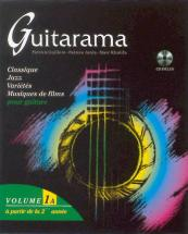 Guitarama Vol. 1a + Cd