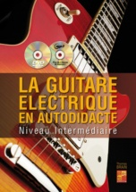 Brain Thomas - La Guitare Electrique En Autodidacte Niveau Intermediaire + Cd + Dvd