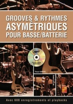 Sarfati Pascal - Grooves and Rythmes Asymetriques Pour Basse Batterie + Cd