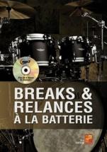 Thievon Eric - Breaks & Relances A La Batterie + Cd