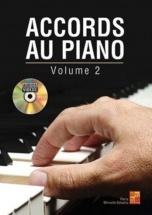 Minvielle-sebastia - Accords Au Piano Vol.2 + Cd