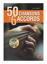 Laisnet Stephane - 50 Chansons Avec 6 Accords