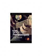 Tauzin Bruno - 120 Grooves Pentatoniques A La Basse