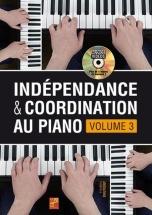 Dautigny Frederic - Independance Et Coordination Au Piano