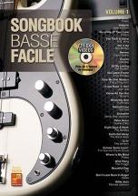 Bruno Tauzin - Songbook Basse Facile Volume 1