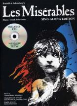 Les Miserables Sing Along Edition + Cd - Pvg