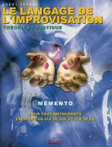 Goyone D. - Langage De L'improvisation - Formation Musicale