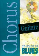 Nathanson P. - Chorus 20 Solos De Blues + Cd - Guitare Tab