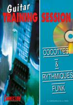 Guitar Training Session - Cocottes & Rythmiques Funk + Cd