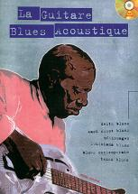 Lelong Michel - La Guitare Blues Acoustique + Cd