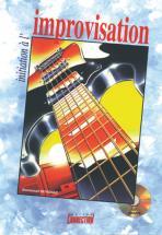 Methode - Devignac Emmanuel - Initiation A L'improvisation + Cd - Guitare Tab