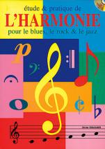 Rouquier Olivier - Etude & Pratique Harmonie + Cd - Formation Musicale