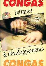 Lamy Laurent - Congas Rythmes Et Developpements + Cd - Percussions