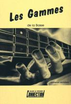 Devignac Emmanuel - Gammes De La Basse - Basse