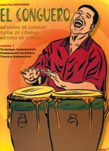 Boissiere Jean-paul - El Conguero Vol. 1 - Percussions