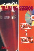 Thievon Eric - Metier & Variete + Cd - Percussions