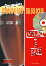 Bontemps Michel - Latin Jazz & Salsa + Cd - Percussions
