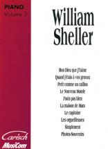Sheller W. - Album Vol. 3 - Piano, Chant
