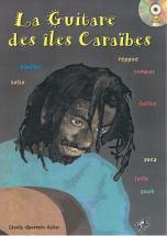 Spootnic C. - Guitare Des Iles Caraibes + Cd - Guitare