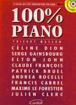 100% Piano + Cd