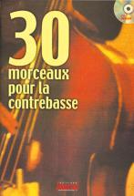 Beaujean M. - 30 Morceaux Contrebasse + Cd - Contrebasse