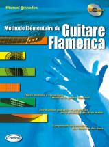 Granados - Methode Elementaire De Guitare Flamenca + Cd