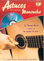 Roux & Daussat - Astuces De La Guitare Manouche Vol.1 + Cd