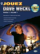 Weckl Dave - Jouez Dave Weckl + Cd - Batterie
