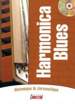 Thollon Alexandre - Harmonica Blues + Cd - Harmonica