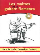Worms Claude - Maitres Guitare Flamenca Vol.1 + Cd - Guitare