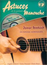 Roux & Daussat - Astuces De La Guitare Manouche Vol.2 + Cd