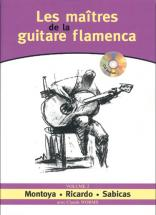 Worms Claude - Maitres Guitare Flamenca Vol. 2 + Cd