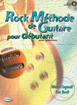 Sigwalt M., Boell E. - Guitare Rock Debutant + Cd - Guitare Tab