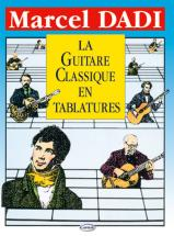Dadi Marcel - Guitare Classique En Tablature - Guitare Tab
