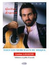 Dadi Marcel - Guitar Legend - Guitare Tab