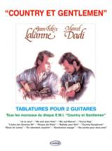 Dadi M., Lalanne J.f. - Country Et Gentleman - Guitare Tab