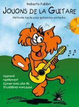 Fabbri Roberto - Jouons De La Guitare + Cd