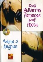 Worms Claude - Dos Guitarras Por Fiesta Vol. 2 Alegrias + Cd - Guitare