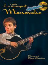 Sebastian Romane & Derek - Esprit Manouche Debutant + Cd - Guitare