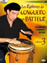 Boissiere J.p. - Rythmes Du Conguero + Cd - Percussions