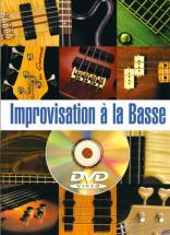 Sarfati Pascal - Improvisation A La Basse + Dvd - Basse