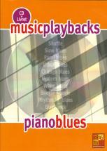 Piano Blues + Cd - Piano